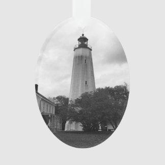 Sandy Hook Lighthouse Ornament