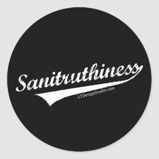 Sanitruthiness - Stickers