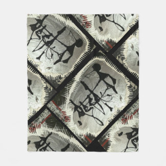 Sank Parfwa Deece Home Accents Fleece Blanket