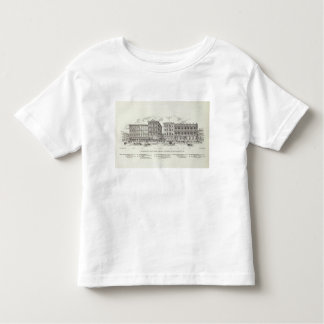 Sansome East side California and Sacramento Toddler T-Shirt