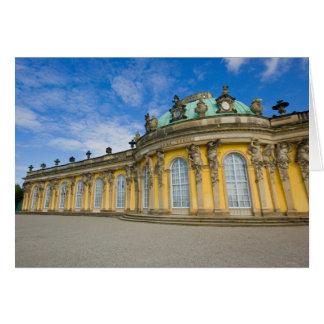 Sanssouci Palace Card