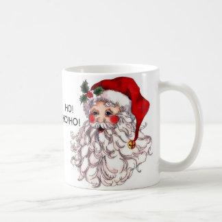 Santa 1, HO!HO!HO! Coffee Mug
