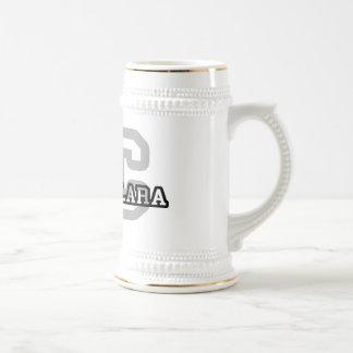 Santa Clara Beer Stein