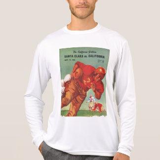 Santa Clara CAL Football Game 1948 GRIDIRON T-Shirt