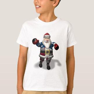 Santa Claus At Boxing Day T-Shirt