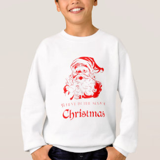Santa Graphic Christmas T Shirts