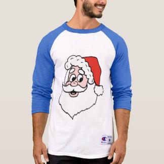 Santa Head Shirt