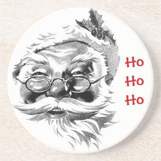 Santa Ho Ho Ho Coaster