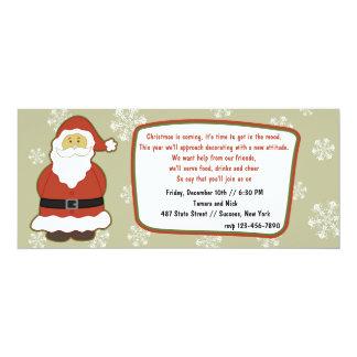Santa Invitation