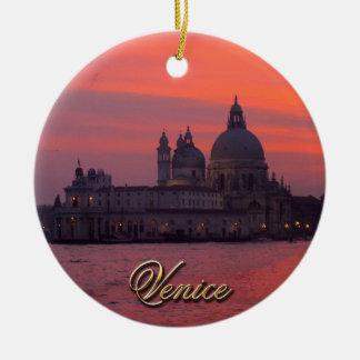 Santa Maria della Salute Christmas Ornament
