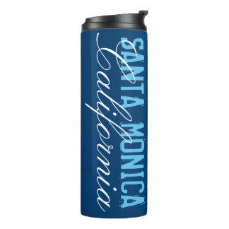 Santa Monica Blue Thermal Tumbler