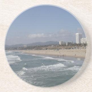 Santa Monica, California Coaster