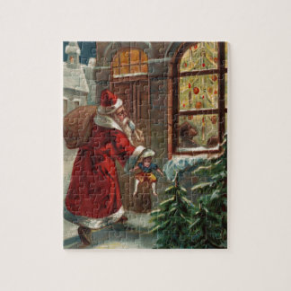 Santa's at the Door Puzzle