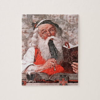 Santa's Expenses Jigsaw Puzzle
