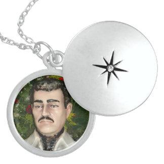 """""""Santo"""" Jesús Malverde Pendant"""