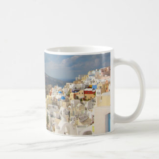 Santorini in the Afternoon Sun Coffee Mug