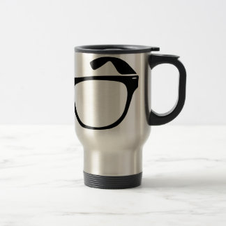 Sapio Glasses Stainless Steel Travel Mug