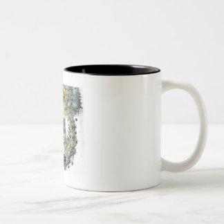 Sarah, KSRF Two-Tone Coffee Mug