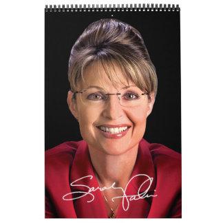 Sarah Palin Pictorial Calendar