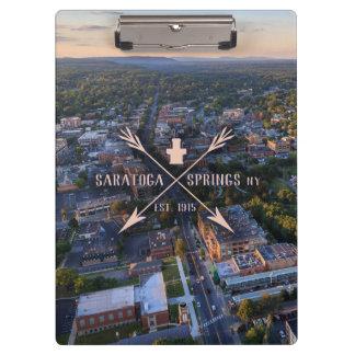 Saratoga Springs Series 01 Clipboard