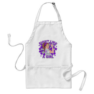 Sarcoidosis Modern Rosie Fight Like a Girl Aprons