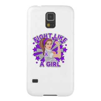Sarcoidosis Modern Rosie Fight Like a Girl Case For Galaxy S5