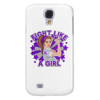 Sarcoidosis Modern Rosie Fight Like a Girl Samsung Galaxy S4 Cases