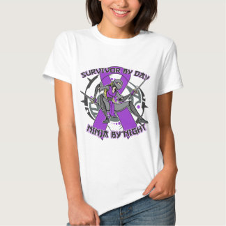 Sarcoidosis Survivor By Day Ninja By Night Tees