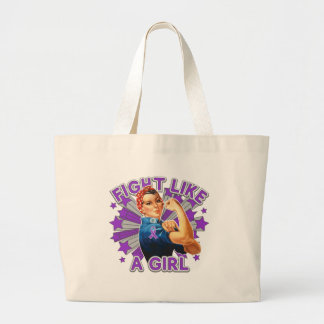 Sarcoidosis Vintage Rosie Fight Like A Girl Bags