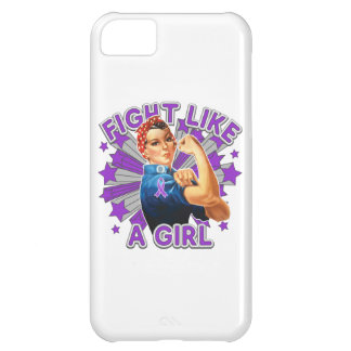 Sarcoidosis Vintage Rosie Fight Like A Girl iPhone 5C Covers