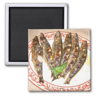 Sardines Fridge Magnets