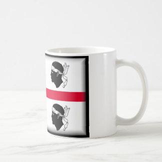 Sardinia Flag Coffee Mugs
