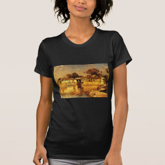 Sarkeh, Ahmedabad, Indi by Edwin Lord Weeks T-Shirt