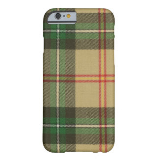 Saskatchewan Tartan iPhone 6 case ID Case