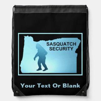 Sasquatch Security - Oregon Drawstring Bag