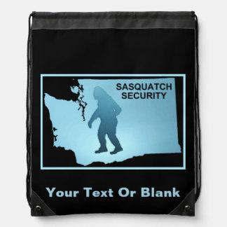Sasquatch Security - Washington Drawstring Bag