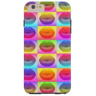 Sassy Lips Pop Art iPhone6 Plus Case