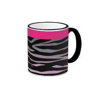 Sassy Zebra Coffee Mug