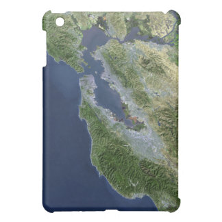 Satellite view of San Francisco, California iPad Mini Cover
