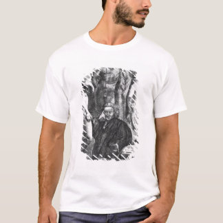 Satirical portrait of Laurence Sterne, c.1761 T-Shirt