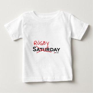 Saturday X Rugbyday Baby T-Shirt