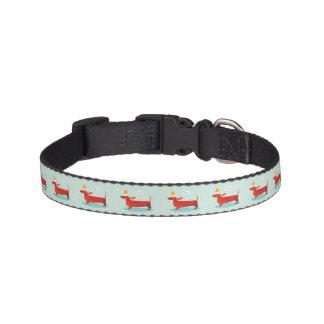 Sausage Dog Pet Collar