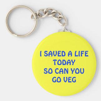 SAVE A LIFE KEY CHAIN