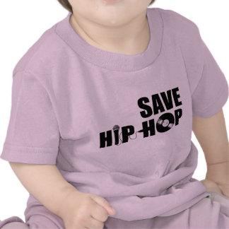 Save Hip-Hop T-shirts