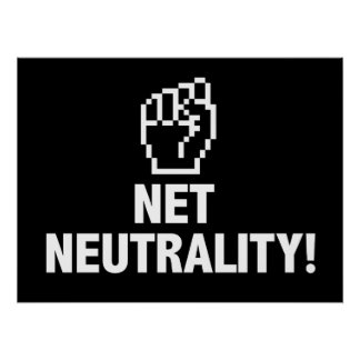 Save Net Neutrality Poster