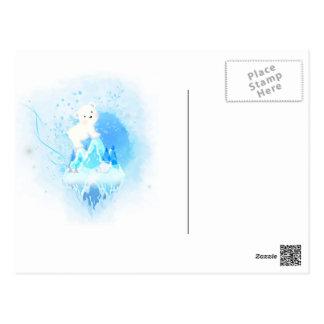 Save Polar Bear! Postcard