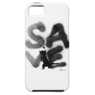 """""""SAVE"""" Rescue Pets! iPhone 5 Case"""
