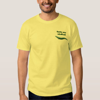 Save the Blue Whale T-shirt