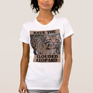 Save the Clouded Leopard Shirt