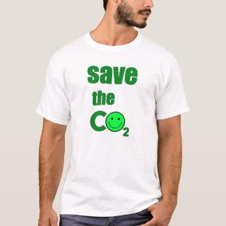 Save The CO2 Tee Shirt